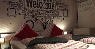 Stadt Hostel Nordstern - Essen - Bedroom