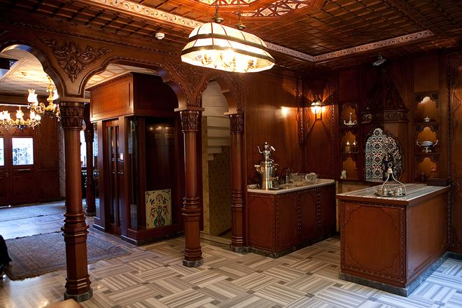Niles Hotel Istanbul - Special Class - Istanbul - Oleskelutila