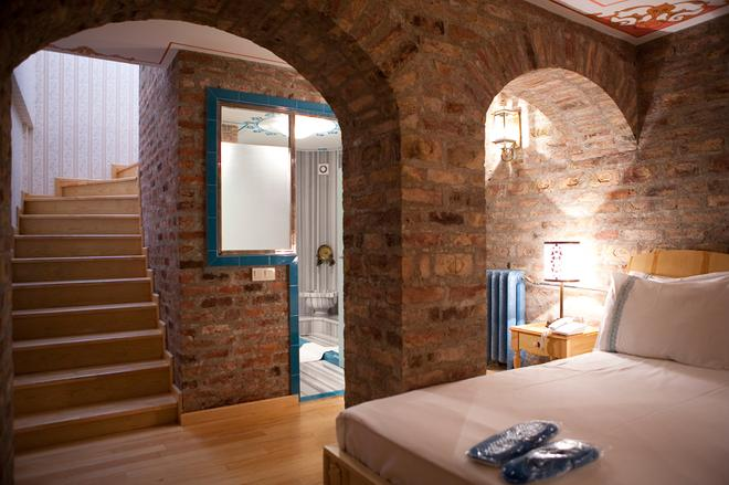 Niles Hotel Istanbul - Special Class - Istanbul - Makuuhuone