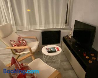 Entre vignes et vosges ! - Turckheim - Living room
