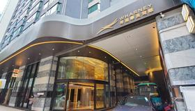 Wharney Hotel - Hong Kong - Bâtiment