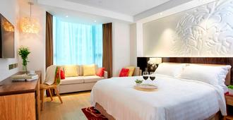 The Wharney Guang Dong Hotel - Hong Kong - Camera da letto