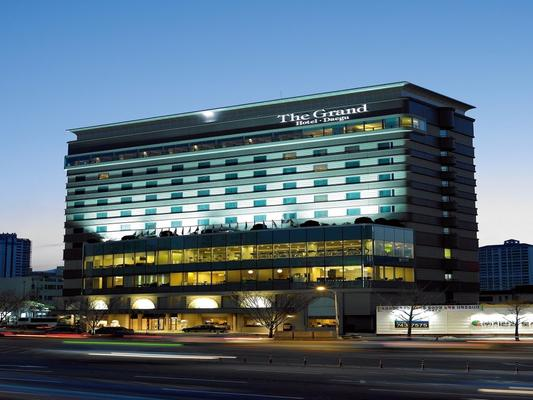Daegu Grand Hotel - Ντέγκου - Κτίριο