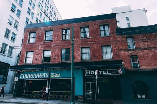Cambie Downtown Hostel (Seymour) - Βανκούβερ - Κτίριο