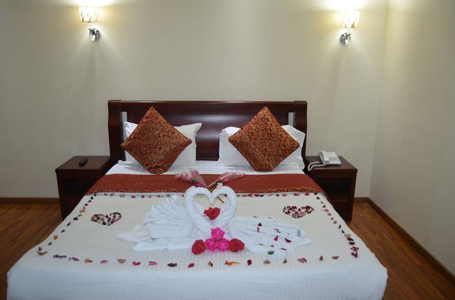 Lina Park Hotel Suites 1 - Al Khobar - Bedroom