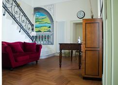 德雷古拉爵住宅飯店 - 美格利歐尼科 - 客廳