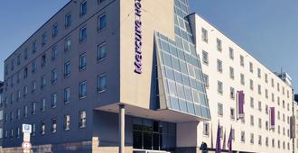 Mercure Hotel Stuttgart City Center - Stuttgart - Gebäude