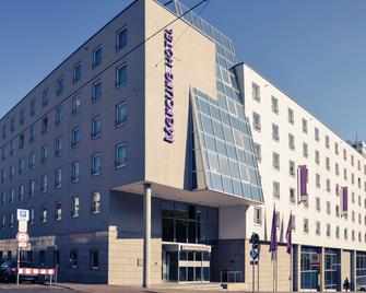 Mercure Hotel Stuttgart City Center - Stuttgart - Gebouw