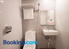 K-guesthouse Dongdaemun Premium - Seoul - Phòng tắm