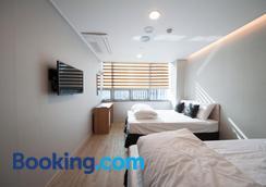 K-guesthouse Dongdaemun Premium - Seoul - Phòng ngủ