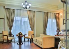 Magnolia Addis Hotel - Addis Abeba - Sala de estar