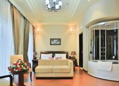Magnolia Addis Hotel - Addis Ababa - Oturma odası