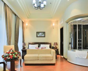 Magnolia Addis Hotel - Addis Abeba - Wohnzimmer