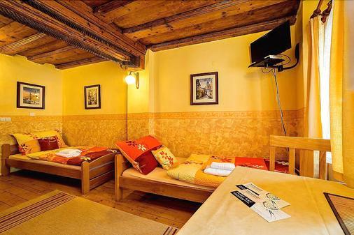 Ubytování Zámecké Schody - Český Krumlov - Bedroom
