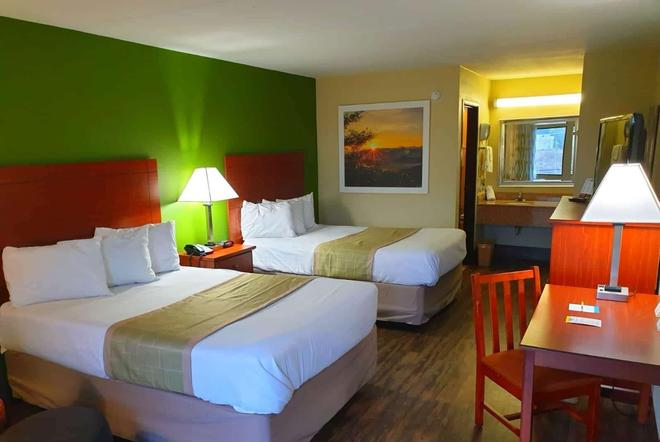 Days Inn by Wyndham Chattanooga Lookout Mountain West - Chattanooga - Bedroom