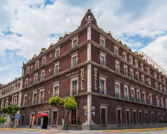 Hotel Morales Historical & Colonial Downtown Core - Guadalajara - Edificio