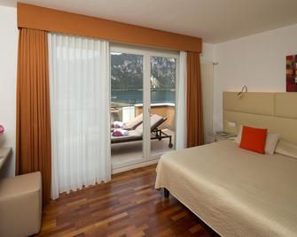 Hotel Campione - Lugano - Bedroom