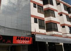Hotel Las Panosas - Tarija - Gebäude