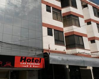Hotel Las Panosas - Tarija - Edificio