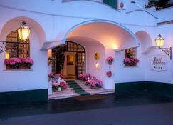 Hotel Poseidon - Positano - Bygning