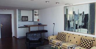 Top Apartments Roth Am Strande - Sylt - Sala de estar