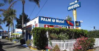 Palm Motel - Santa Monica - Building