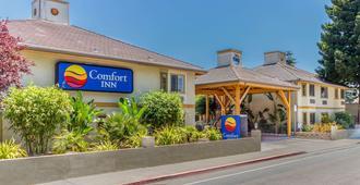 Comfort Inn Santa Cruz - Santa Cruz - Building