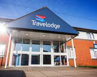Travelodge Toddington M1 Southbound - Dunstable - Building