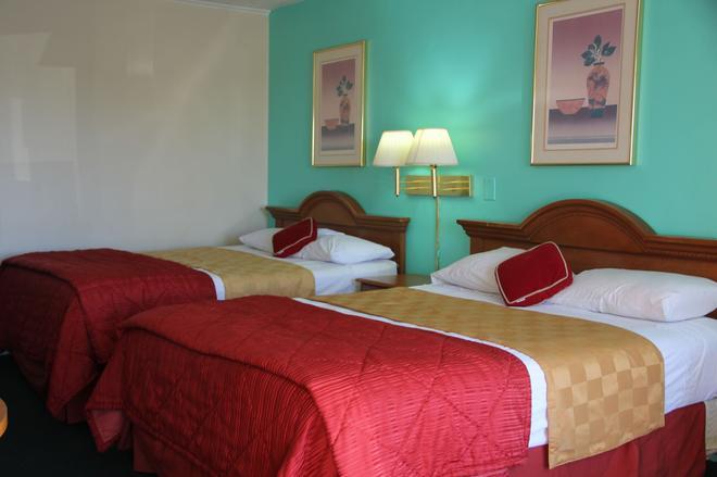 Budget Inn - McDonough - Bedroom