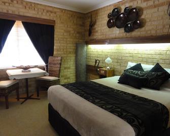 York's Boutique Motel - York - Спальня