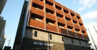 Boutique & Luxury Hotel At Noon - Jeju City - Building