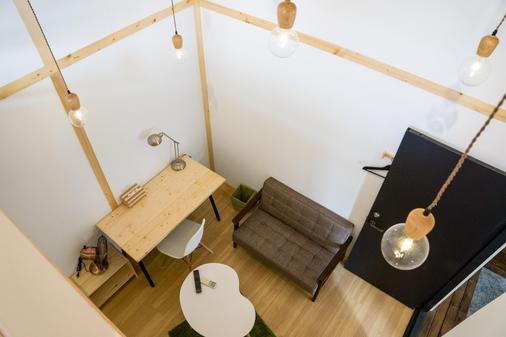 Loft.Wo Design Inn - Tainan - Dining room