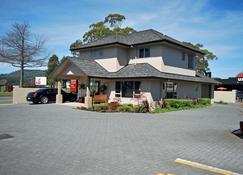 Executive On Fenton - Rotorua - Budynek