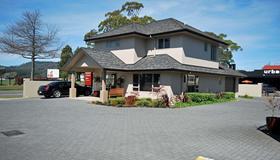 Executive On Fenton - Rotorua - Building
