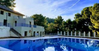 Albergue Juvenil El Valle - Murcia - Pool