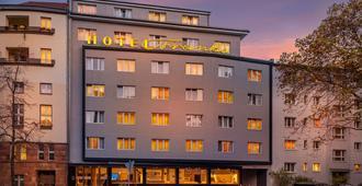 Hotel Franke - Berlín - Edificio