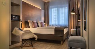 Hotel Franke - ברלין - חדר שינה