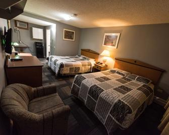 Olympia Lodge - Calgary - Bedroom
