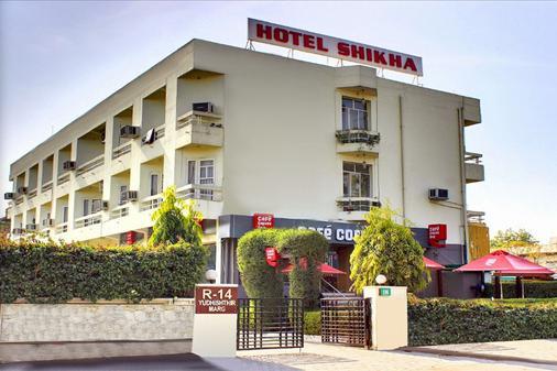 Hotel Shikha - Jaipur - Toà nhà