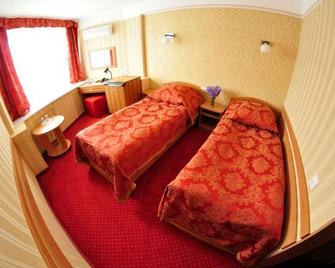 Tourist Hotel - Київ - Bedroom