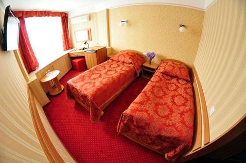 Tourist Hotel - Kyiv - Yatak Odası