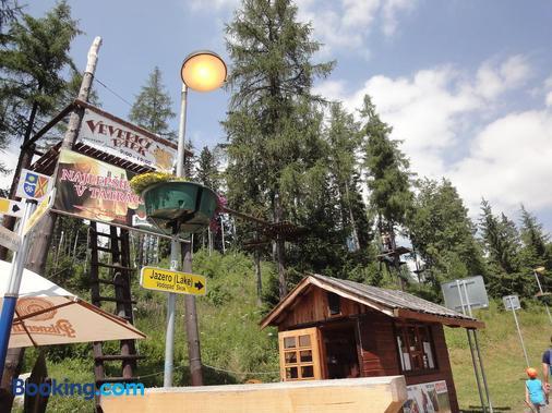 Ubytovna Shb Strbske Pleso - Vysoke Tatry - Strbske Pleso - Building
