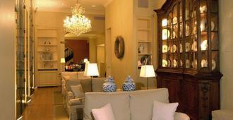 Hotel Le Dixseptième - Bruselas - Lounge