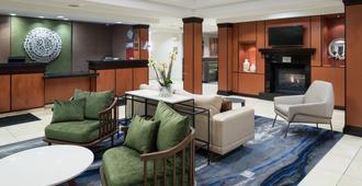 Fairfield Inn and Suites by Marriott Kansas City Overland Park - אוברלנד פארק - טרקלין