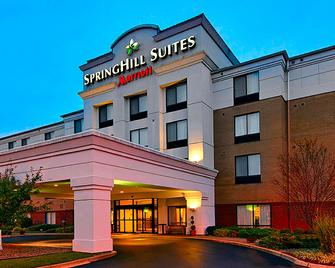 SpringHill Suites by Marriott Louisville Hurstbourne/North - Louisville - Building