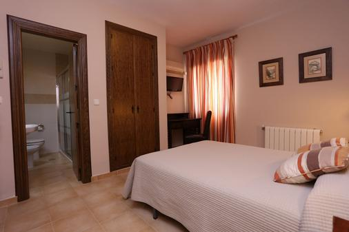 Hotel Andalucia - Ronda - Schlafzimmer