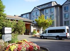 波特蘭機場拉迪森酒店 - 波特蘭 - 波特蘭(俄勒岡州) - 建築