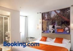 馬耶酒店 - 巴黎 - 巴黎 - 臥室