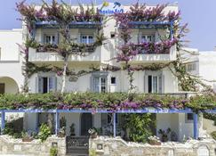 Pension Sofi - Naxos - Building