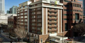 Home2 Suites by Hilton Atlanta Midtown - Atlanta - Building